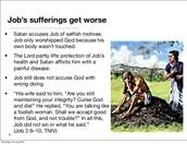 Job's Suffering