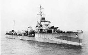 Ships and u-boats