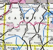 Inside Caswell County