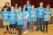 Battle of Books Team Takes 2nd Place