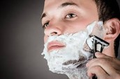 How to shave.
