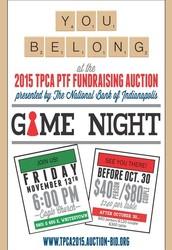 TPCA PTF AUCTION THIS FRIDAY NOV 13 @ 6 PM