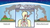 effects or air pollution