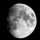 4 - Waxing Gibbous Moon