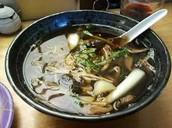 Kinoko soup