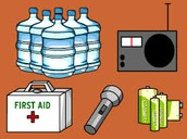 Always have a first aid kit