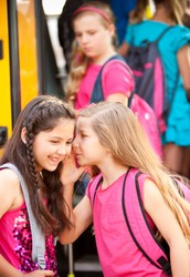 Some common problems faced with middle school girls: