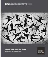 BFA DANCE CONCERTS