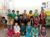 G1 JWo: Deepavali Dress-up!