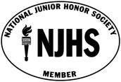 NJHS Member Magnet
