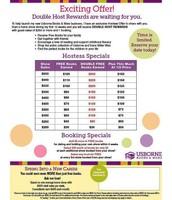 Your Hostess Rewards!
