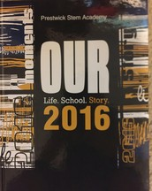 Yearbooks are here and delivered!