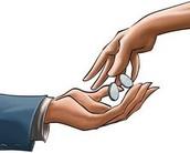 Den dinero al Sociedad Americana del Cáncer para investigación del cáncer.