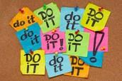 #4 Stop Procrastinating