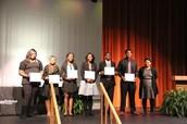Westside High School Inductees