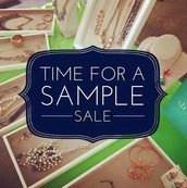 Stella&Dot Sample Sale