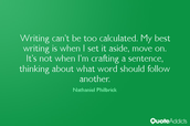 quotes from Nathaniel Philbrick
