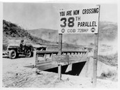 The 38th Parallel Crossing