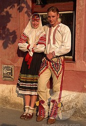 Here Are Some Slovak Traditional Clothing!