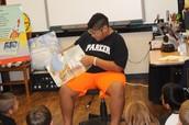 Reading is fun!!