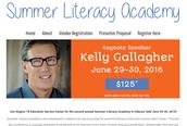 Summer Literacy Academy