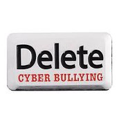 Press DELETE in Cyberbullies