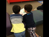 Reading in the BCE Library