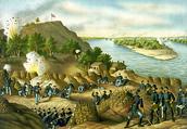 Siege of Vicksburg....Mississippi River