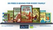 50 Free ebooks!