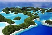 The Beautiful Islands