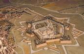 Plànol de la Ciutadella original