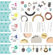 Create Your Story In Lockets with Origami Owl