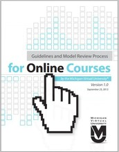As a condition of offering an online course