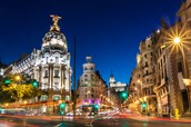 Madrid Gran Vía 2