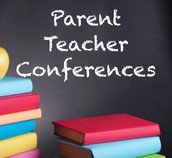 Student Holiday & Parent Teacher Conference Day