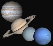 What are gas giants like?