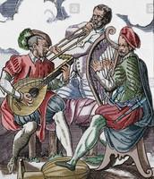 16th Century Music Played