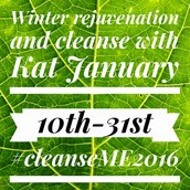 JANUARY 10TH-31ST, 2016 WINTER REJUVENATION AND CLEANSE PROGRAM WITH KAT AXMANN