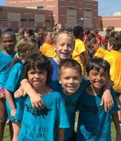 2nd Grade Friends!