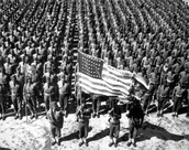 U.S.A joined WW1