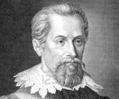 Johannes Kepler!