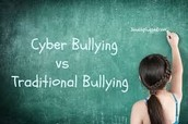 Cyber bullying is not like regular bullying where you get beat up