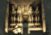 Abu Simbel in Sims 3
