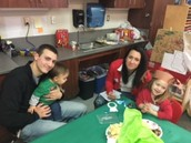 Jillian and Family
