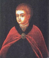 Young Peter The Great