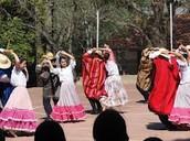 Paraguayan Polka dance