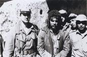 ¡Che Guevara capturado!