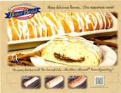 PLEASE SUPPORT OUR BUTTER BRAID PASTRIES FUNDRAISER
