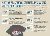 It's National School Counseling Week!