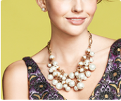 Daphne Pearls $49 was $98